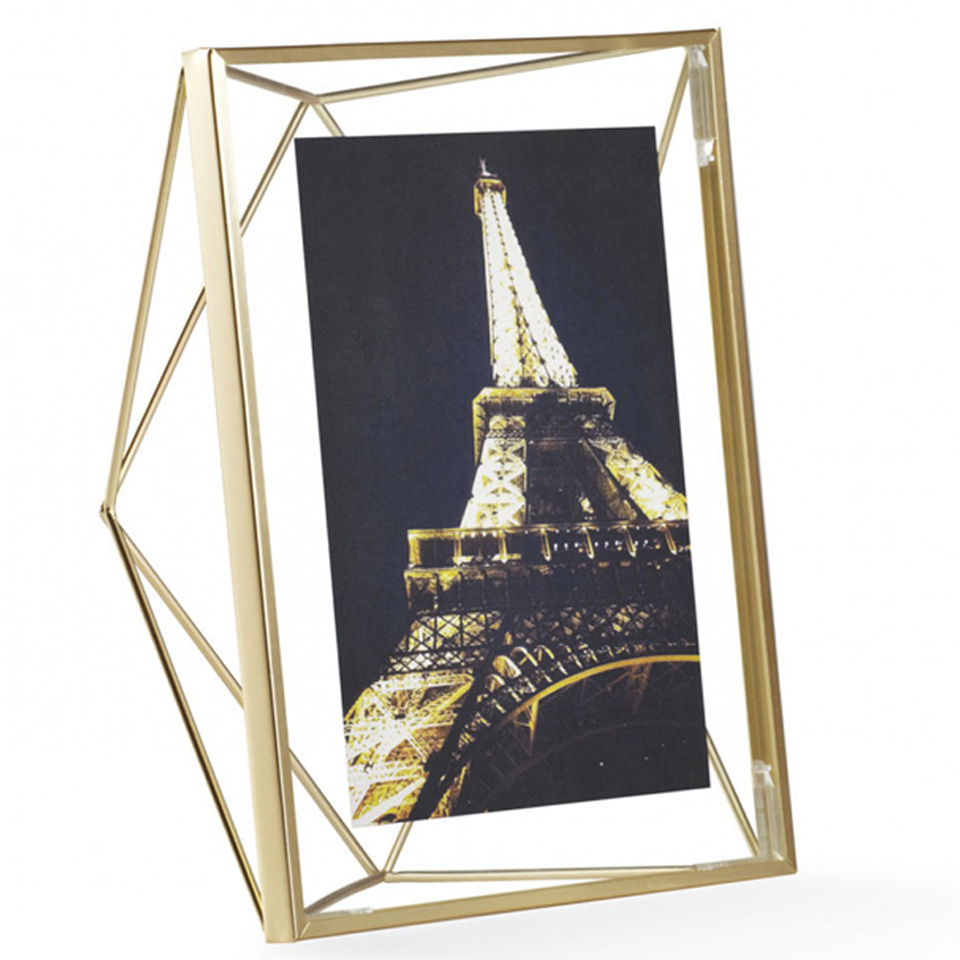 umbra-prisma-photo-frame-brass-5-x-7-13-x-18cm