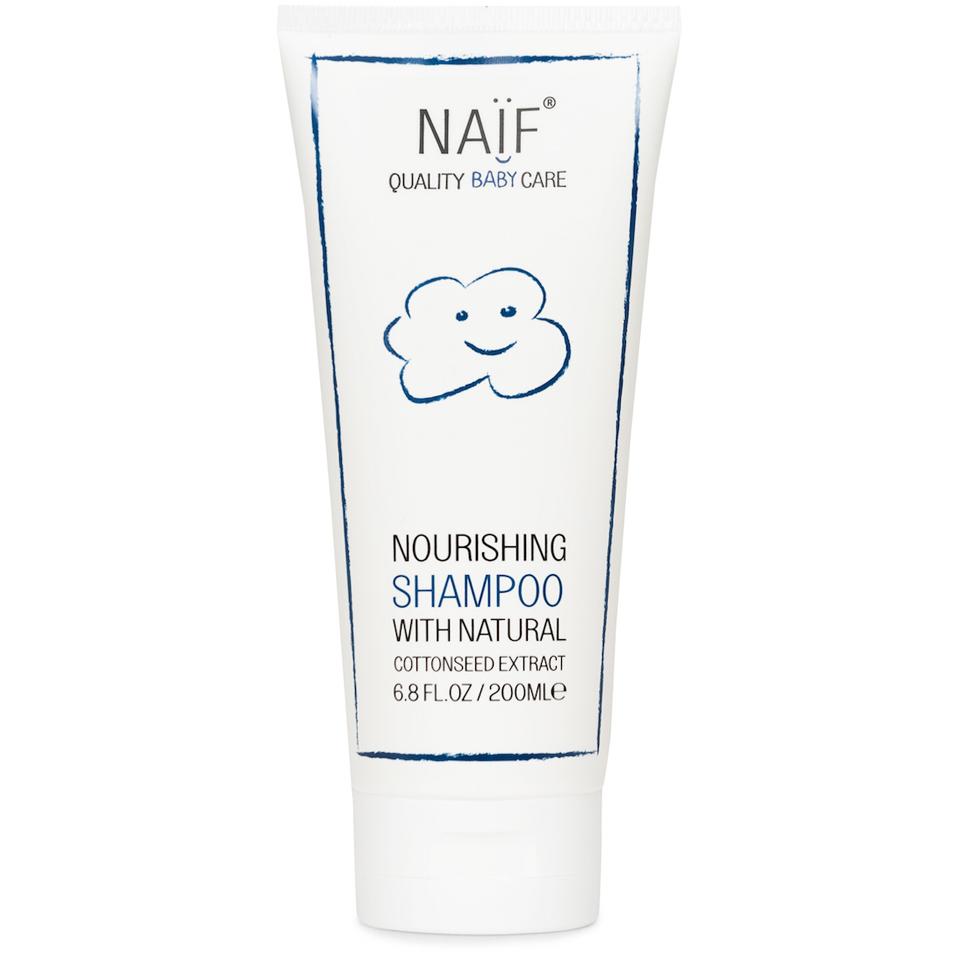 Shampooing nourrissant pour bébé NAÏF (200 ml)