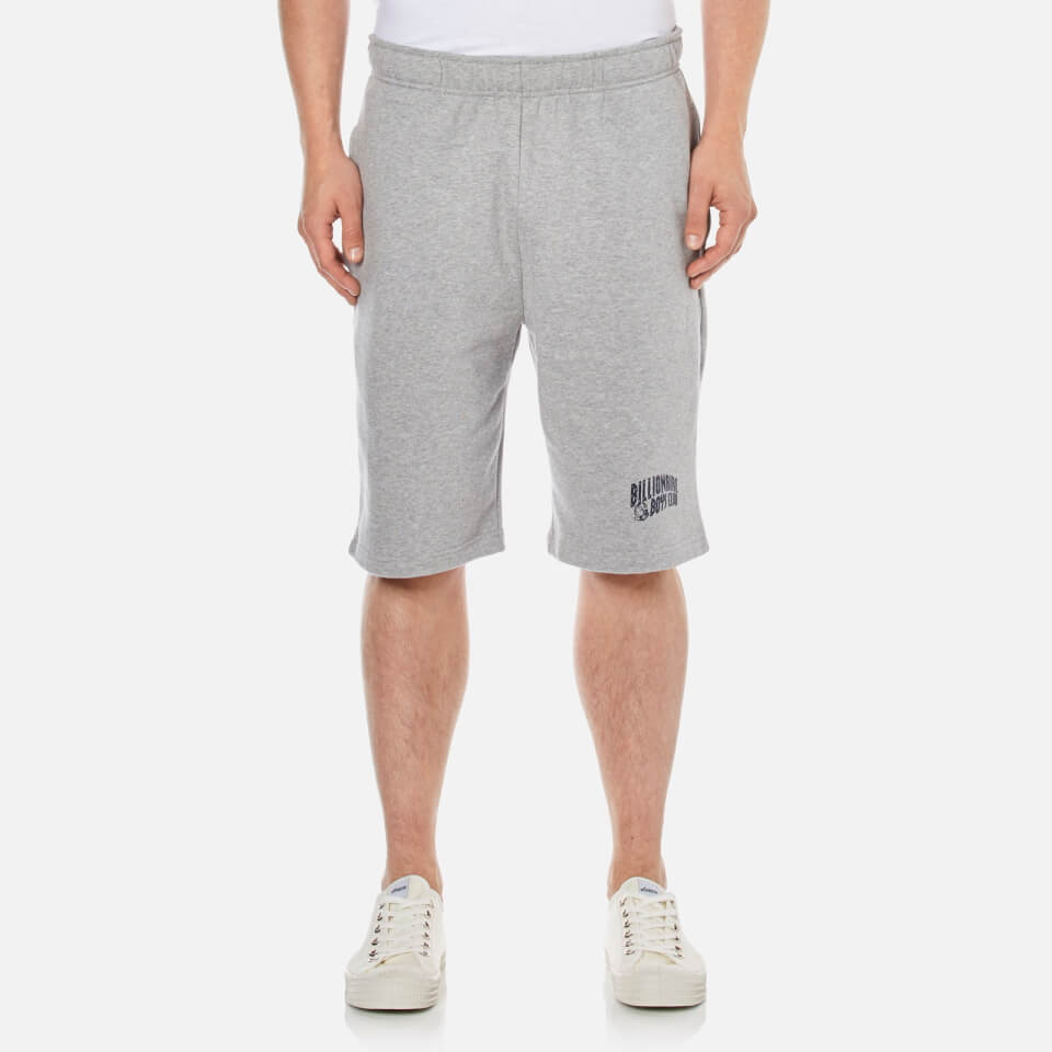 billionaire-boys-club-men-small-arch-logo-sweat-shorts-heather-grey-m-grey