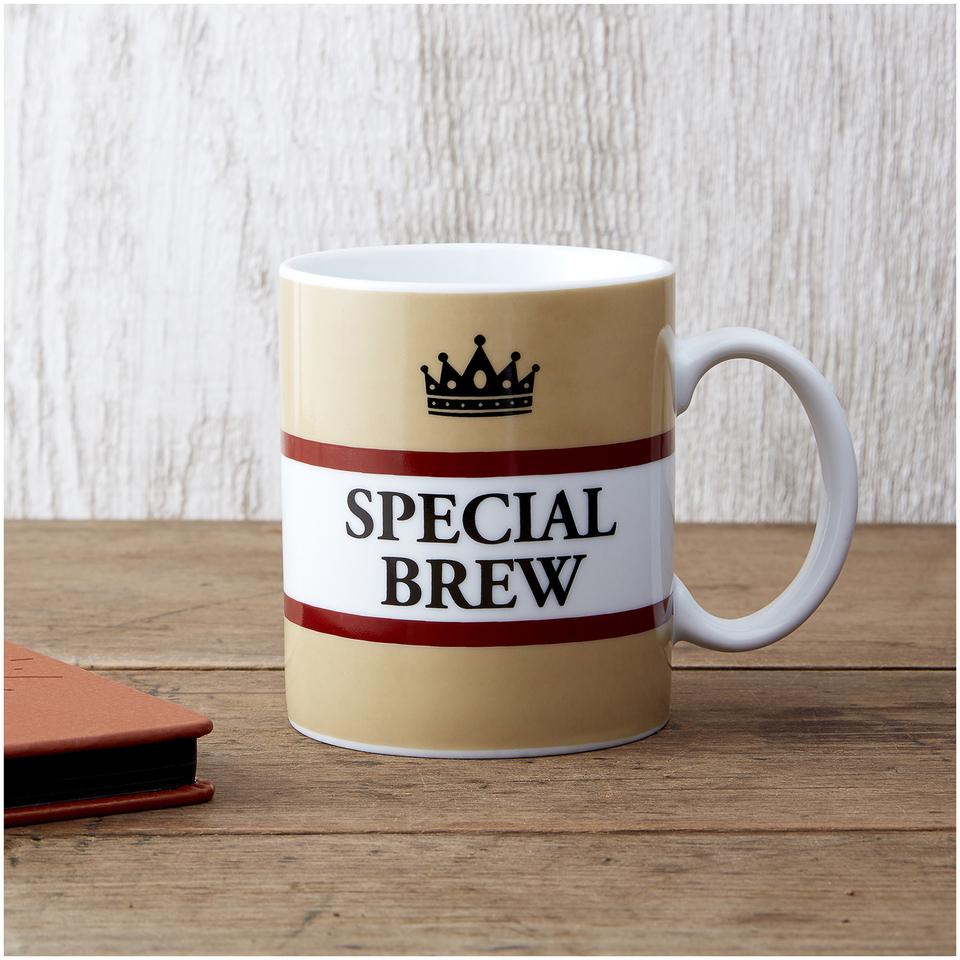 special-brew-mug-brown