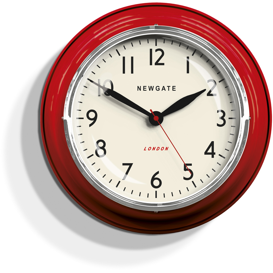 newgate-cookhouse-wall-clock-red