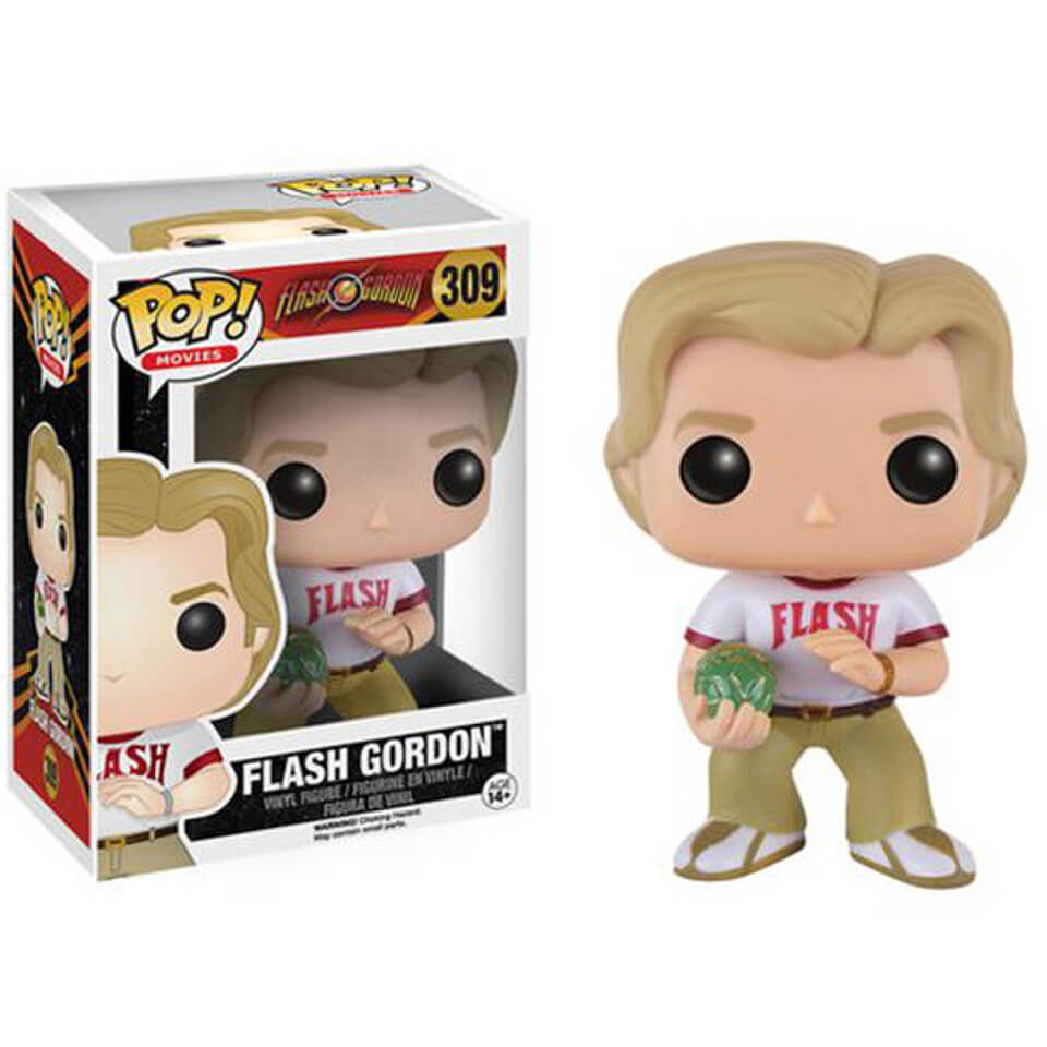 Figura Pop! Vinyl The Flash Gordon - Flash Gordon