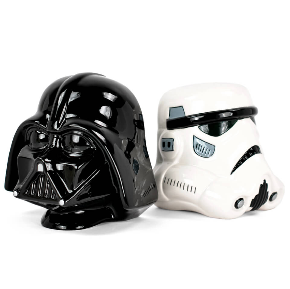 Star Wars Bookends Set