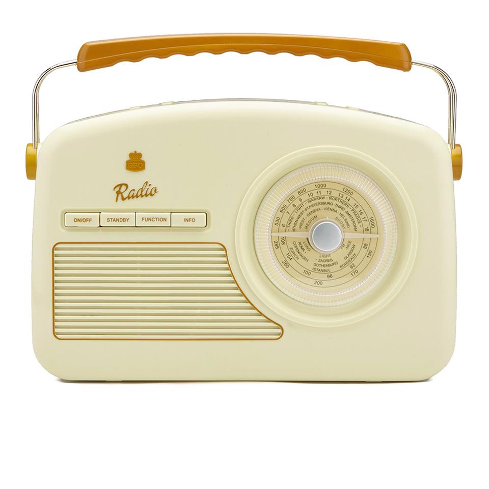 gpo-retro-rydell-portable-dab-radio-cream