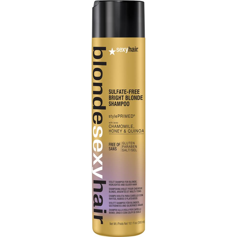 Sexy Hair Blonde Bright Blonde Violet Shampoo 300 ml