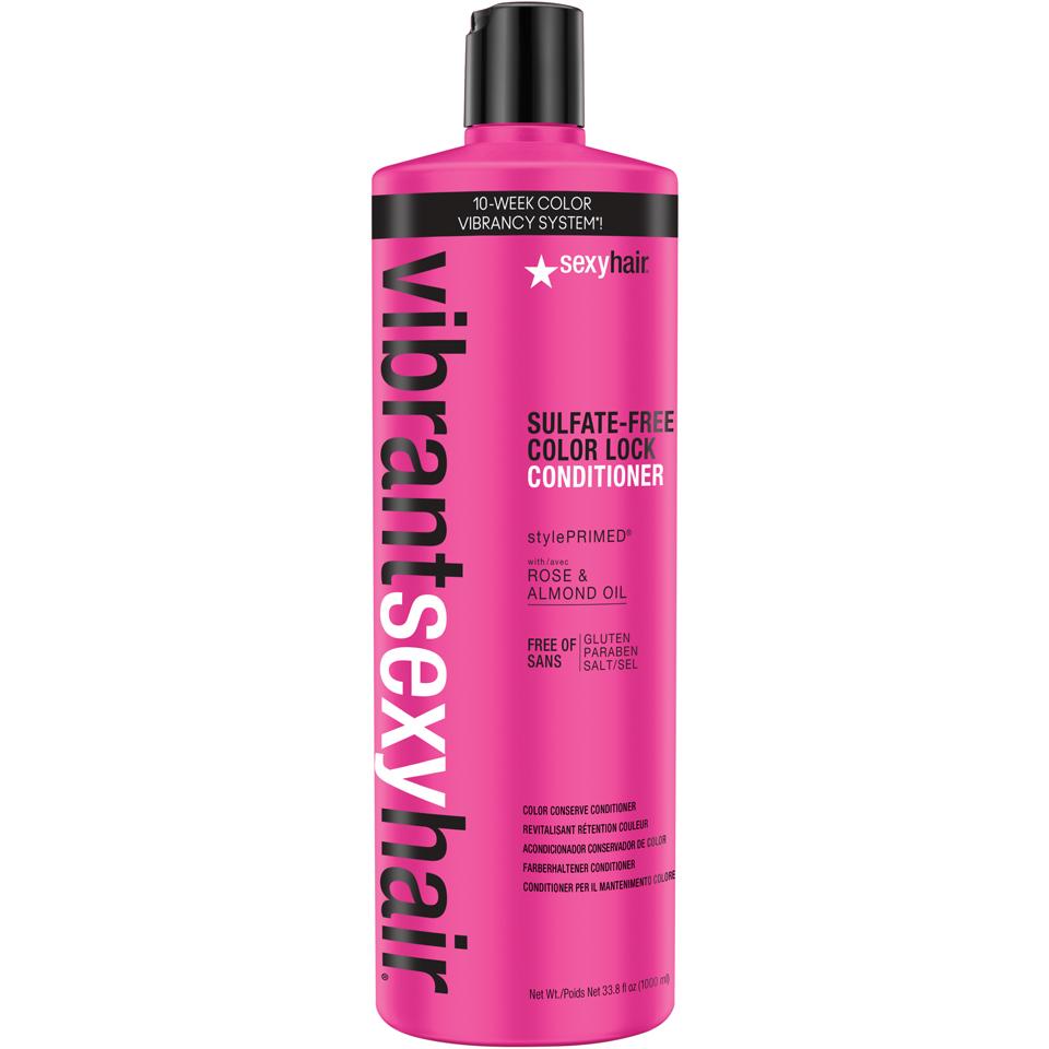 Sexy Hair Vibrant Color Lock Conditioner 1000 ml
