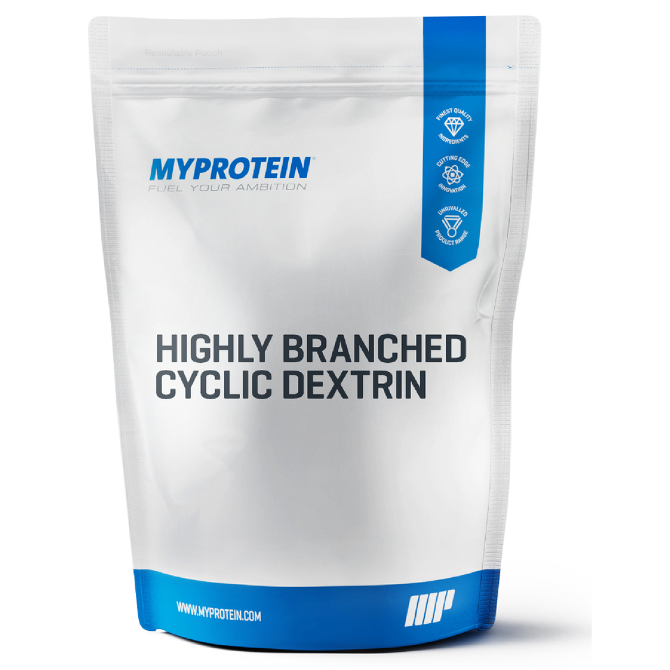Foto Highly Branched Cyclic Dextrin (Cluster Dextrin®), 2.5kg Myprotein