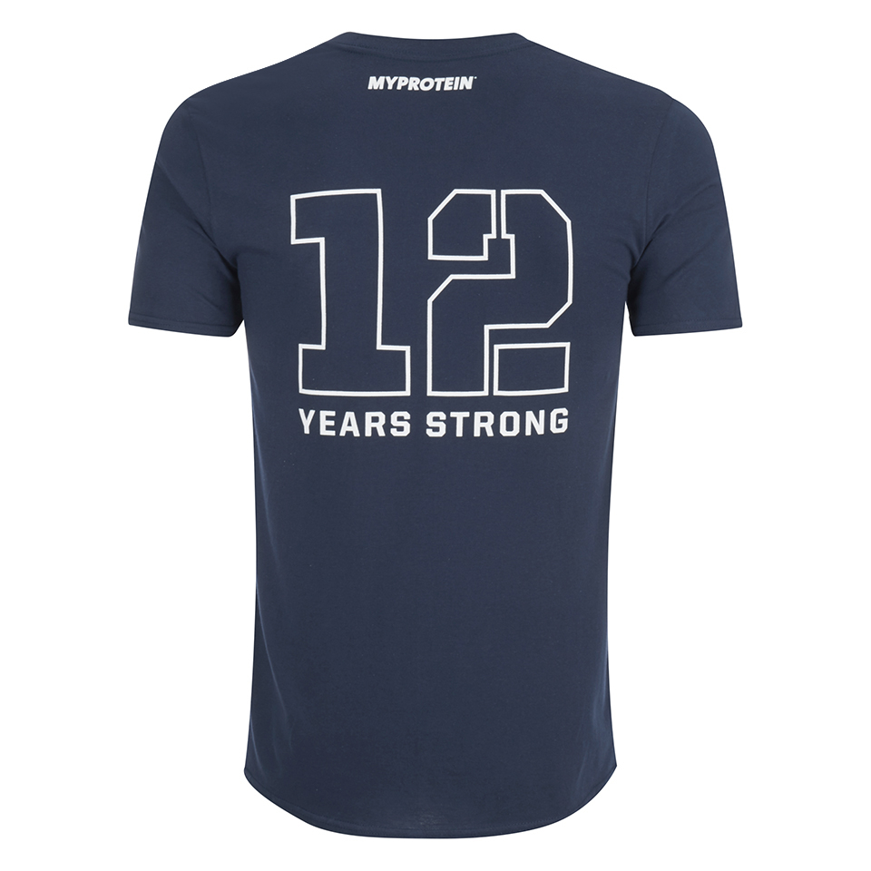 Foto Myprotein Men's Birthday T-Shirt - M