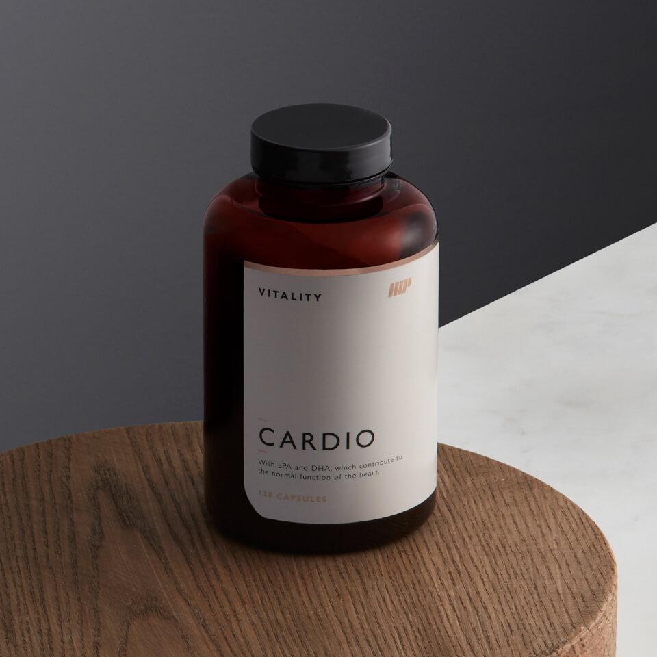cardio-vitality-120softgels