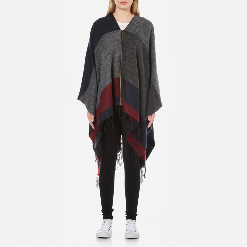 only-women-anda-weaved-zip-poncho-night-sky-one-size