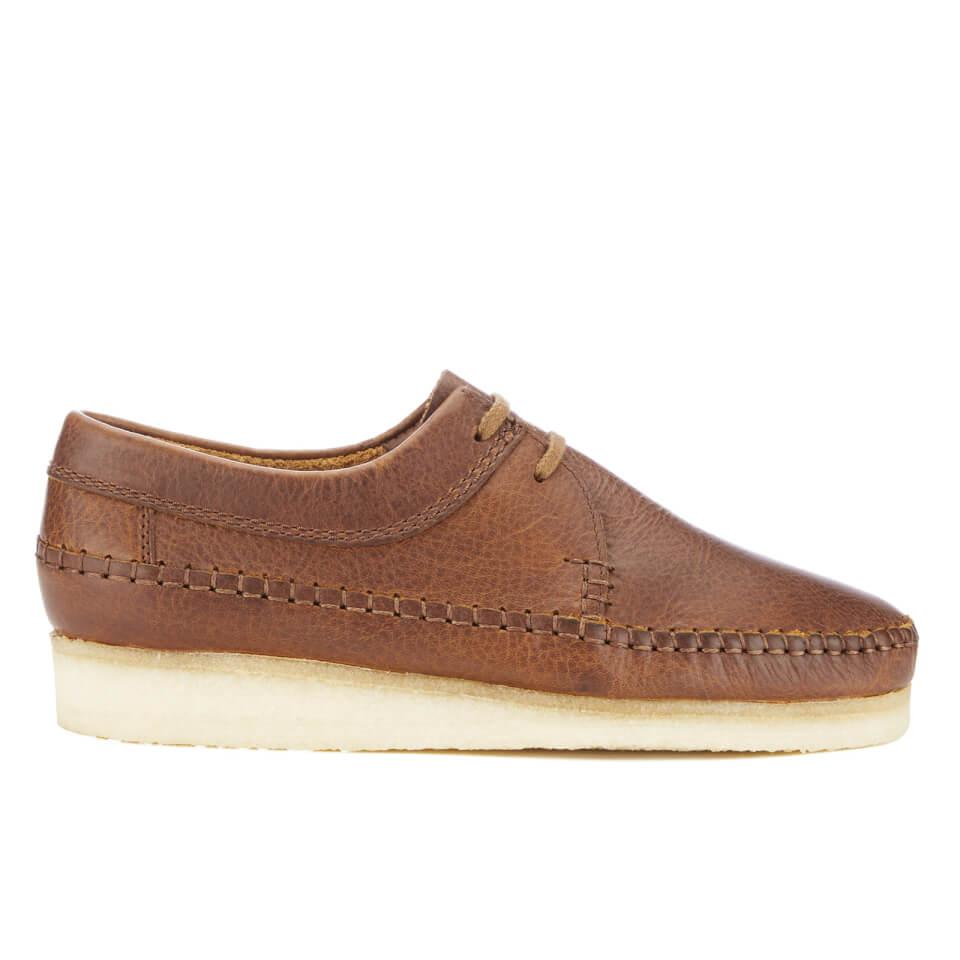 clarks-originals-men-weaver-shoes-tan-leather-11