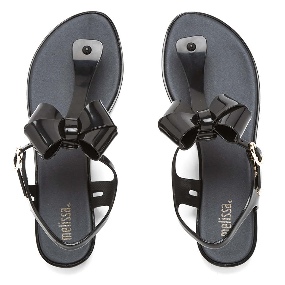 melissa-women-solar-bow-sandals-black-3