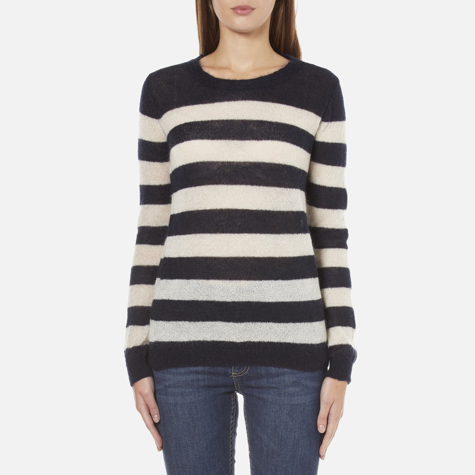 maison-scotch-women-striped-crew-neck-jumper-multi-2-10-multi