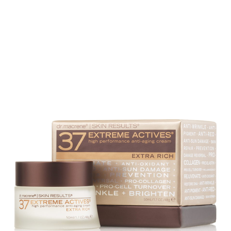Image of 37 Actives Extra Rich High Performance AntiAging Cream 1.7oz