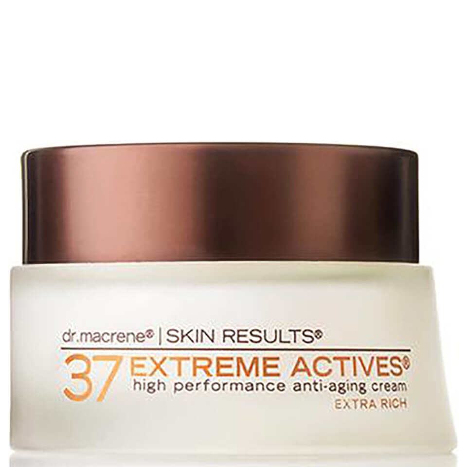 Image of 37 Actives Extra Rich High Performance AntiAging Cream 1.0oz