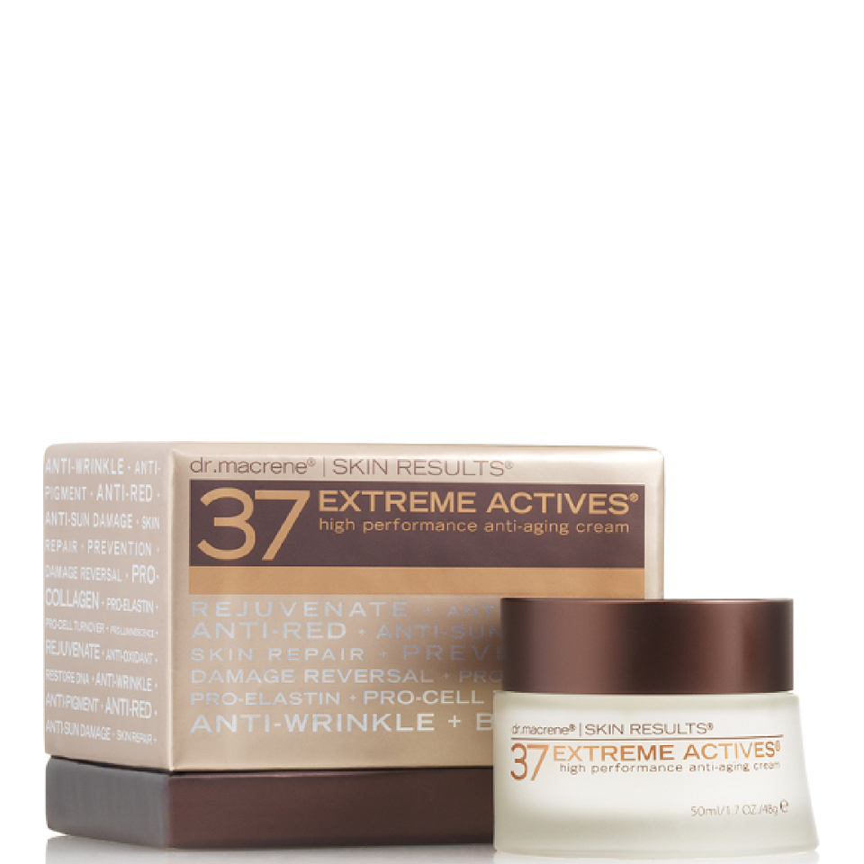 Image of 37 Actives High Performance AntiAging Cream