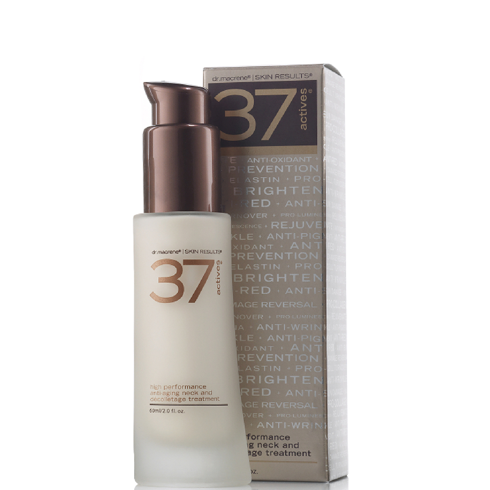 Image of 37 Actives High Performance AntiAging Neck and Decolletage Treatment