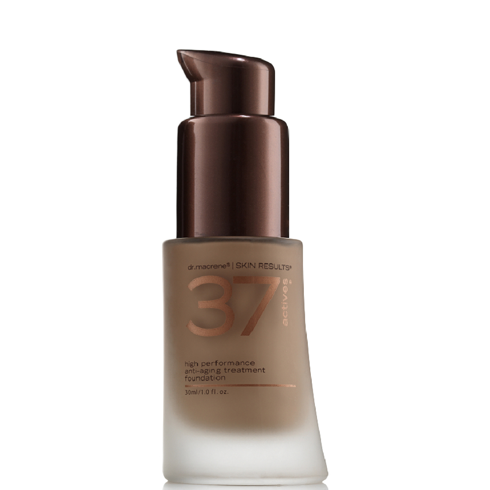 Image of 37 Actives Performance AntiAging Treatment Foundation Dark