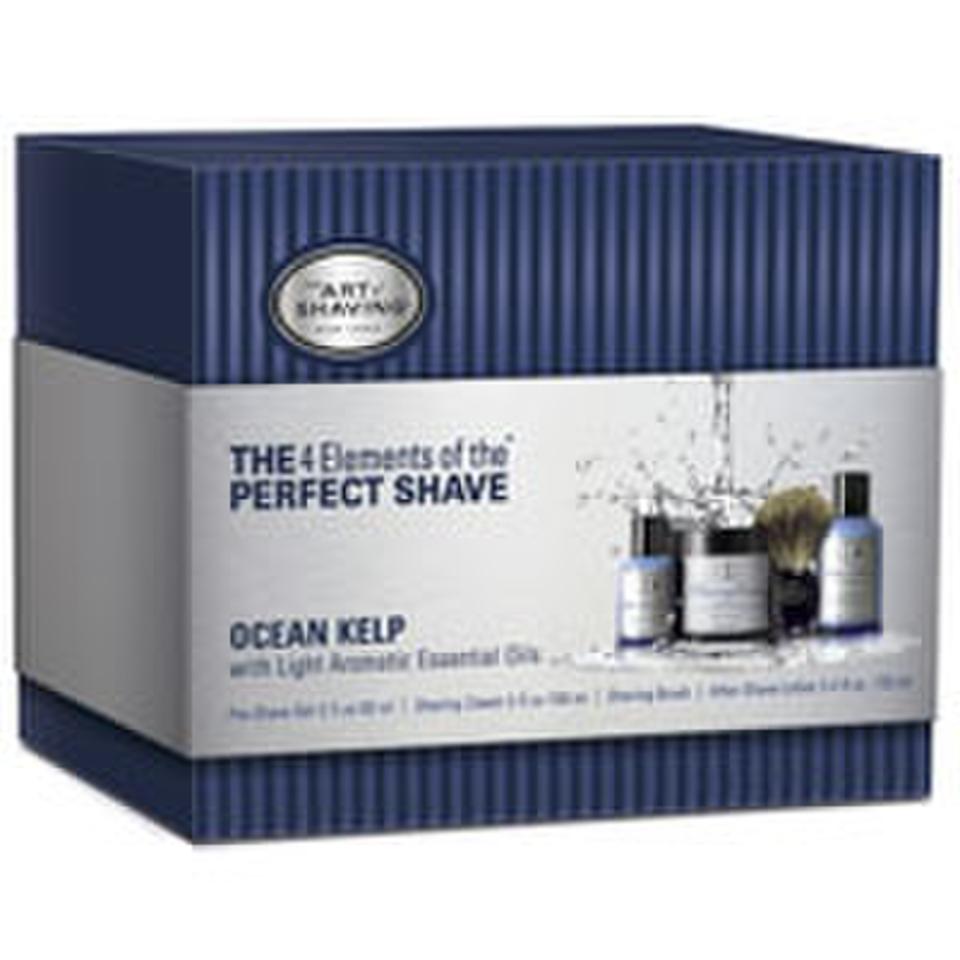 The Art Of Shaving Full Size Kit Ocean Kelp