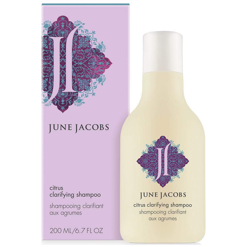 June Jacobs Citrus Clarifying Shampoo 11288195