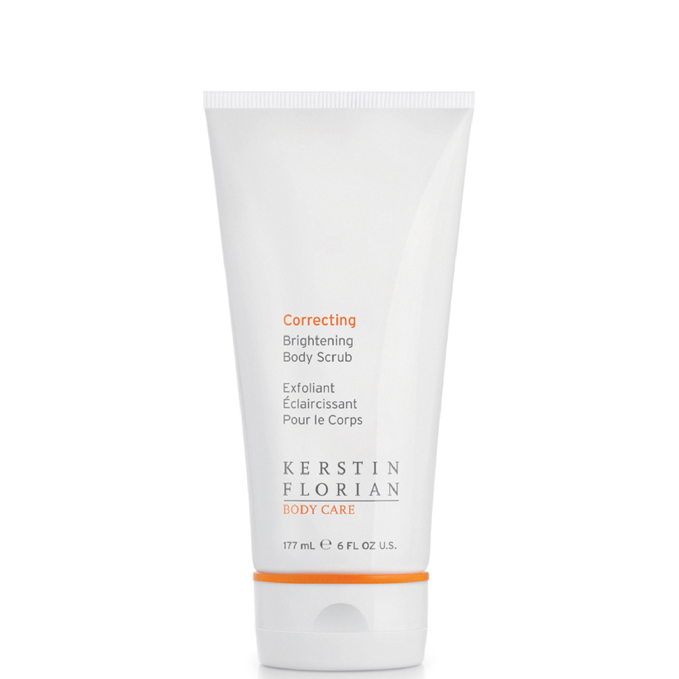 Image of Kerstin Florian Correcting Brightening Body Scrub