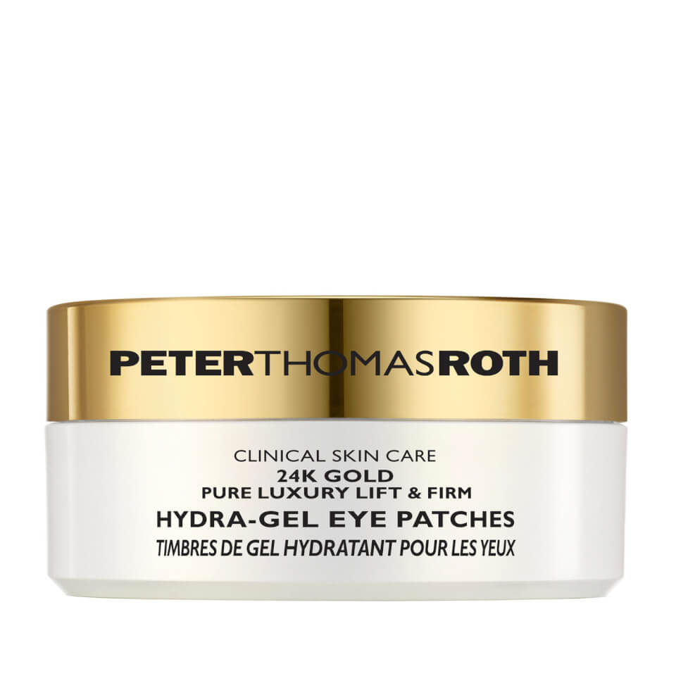 Image of Peter Thomas Roth Gold Hydra Gel Eye Mask