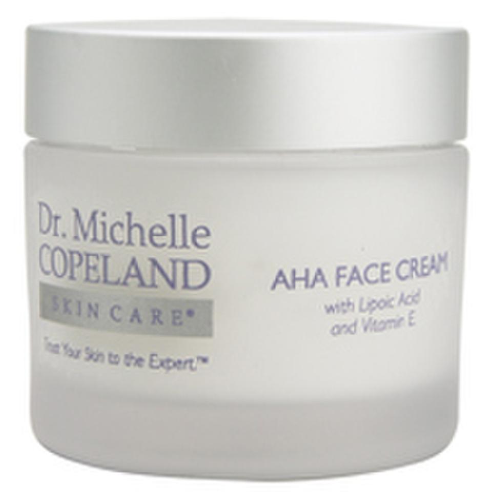Dr Michelle Copeland Aha Face Cream Skinstore