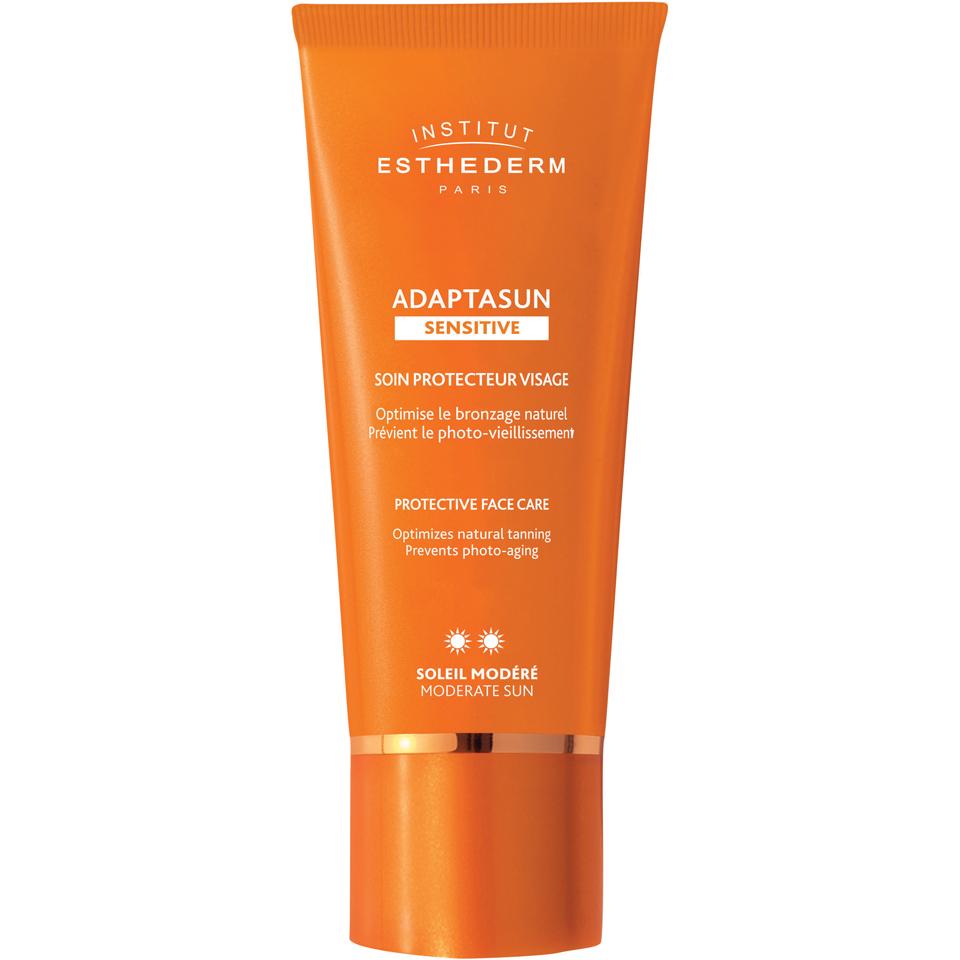 institut-esthederm-adaptasun-sensitive-skin-face-cream-moderate-sun-50ml