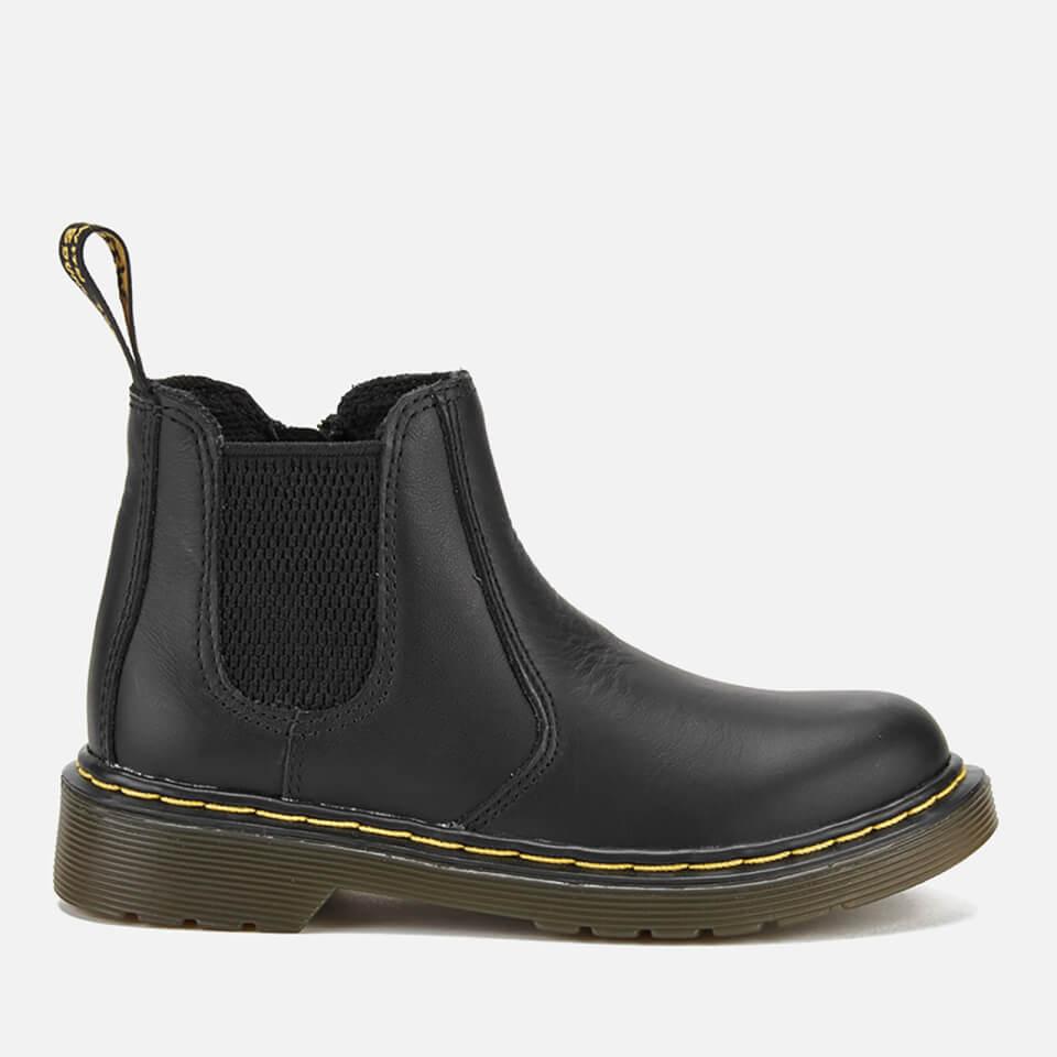 dr-martens-kids-banzai-leather-chelsea-boots-black-10-kids-black