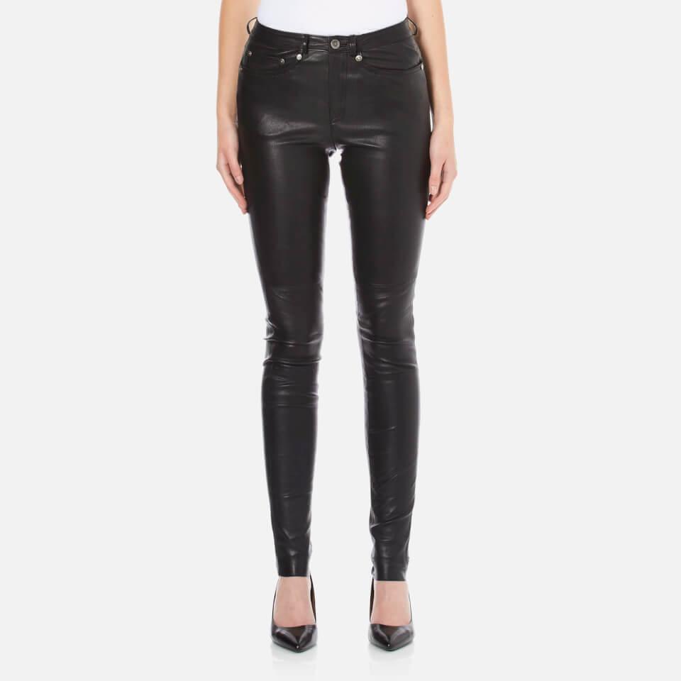 gestuz-women-alou-leather-pants-black-34