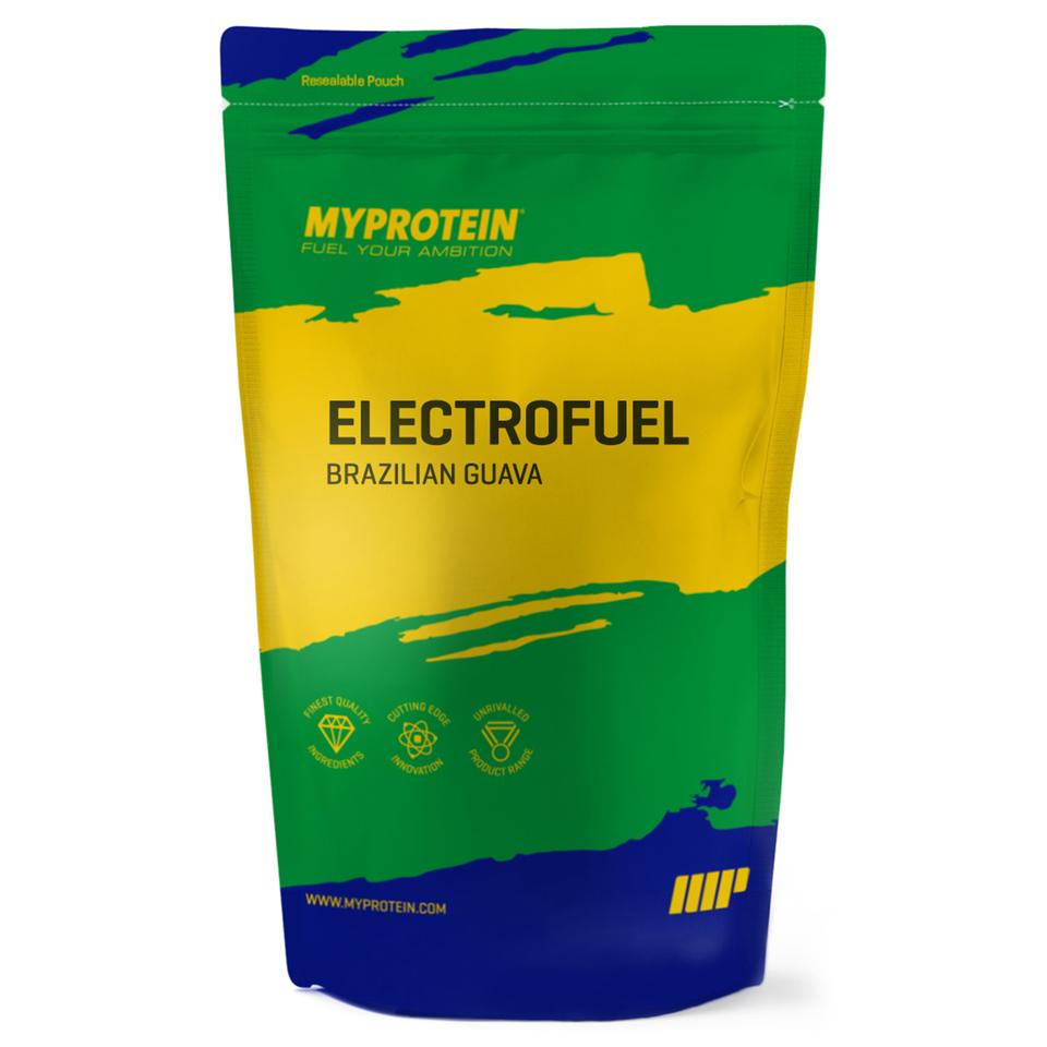 Foto ElectroFuel, 2.5kg, Summer Fruits Myprotein