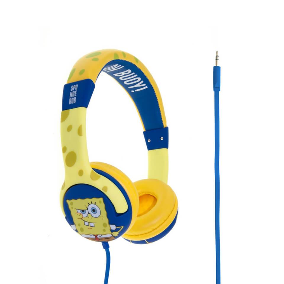 sponge-bob-square-pants-epic-children-on-ear-headphones-yellow-blue