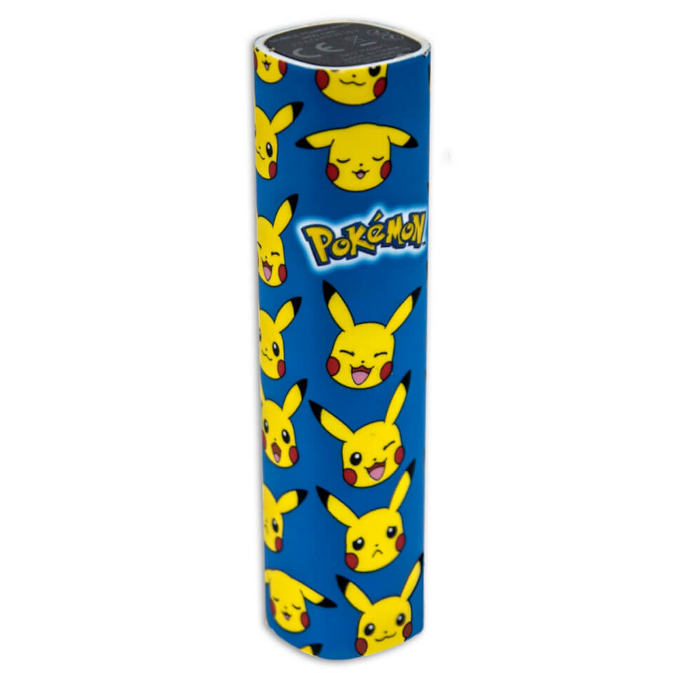 Batería Externa Power Bank Pokémon - 2 600 mAh
