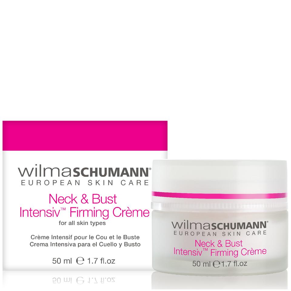 Wilma Schumann Neck And Bust Intensiv+gpFirming Cr+-me 50ml