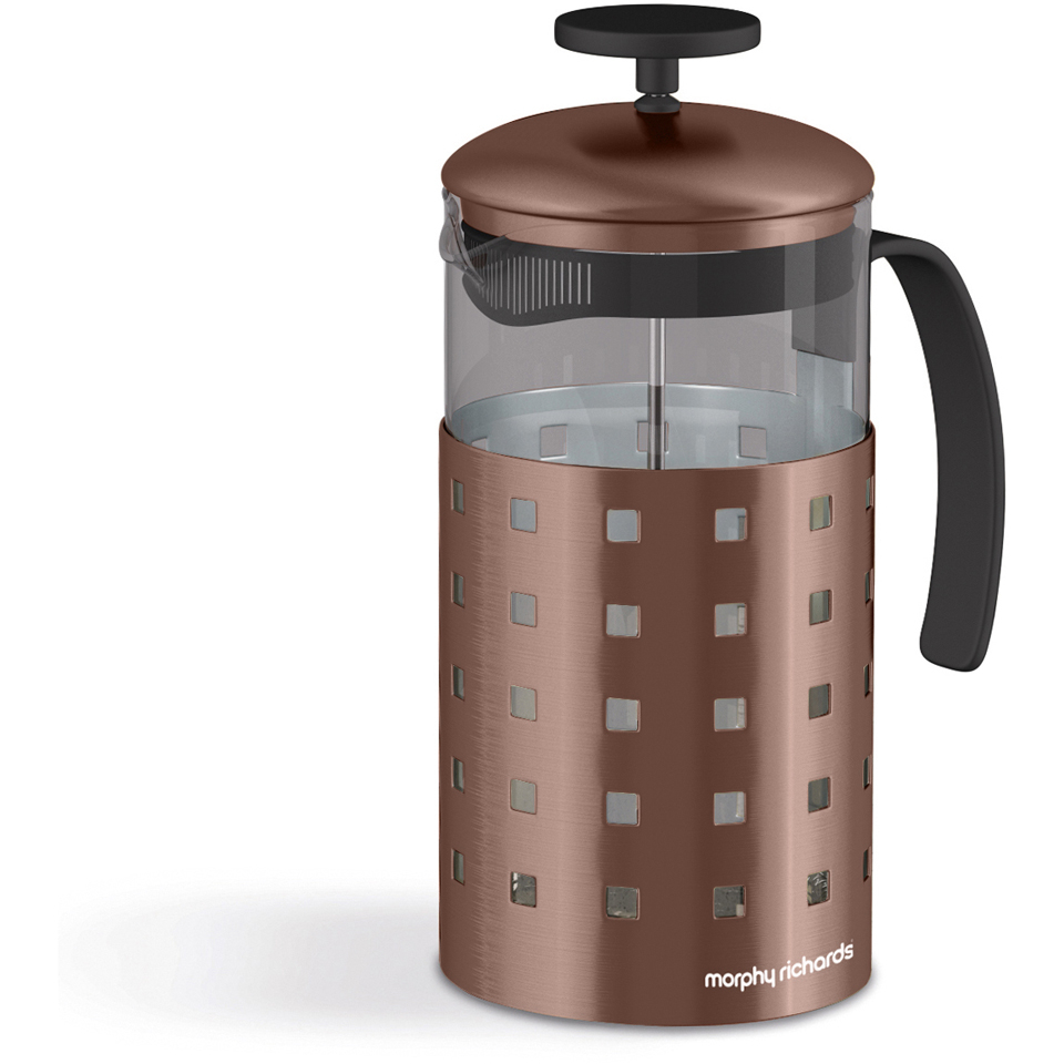 morphy-richards-974655-8-cup-cafetiere-1000ml-copper
