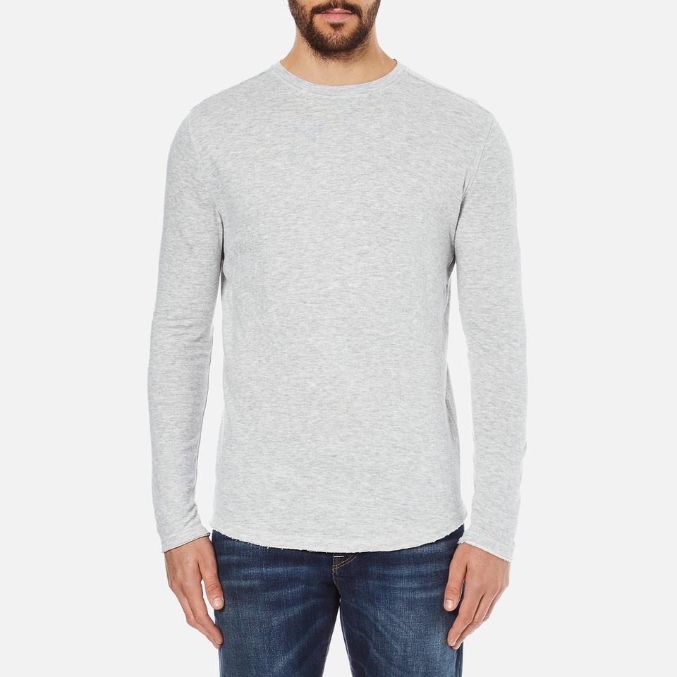selected-homme-men-ludvig-long-sleeve-top-light-grey-melange-m
