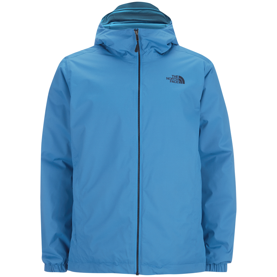 The North Face Men S Quest Insulated Jacket Blue Aster