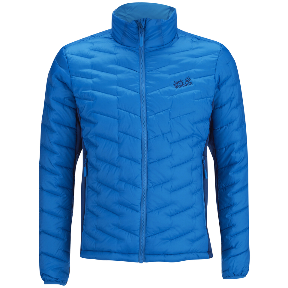 Jack Wolfskin Mens Icy Water Jacket Brilliant Blue M