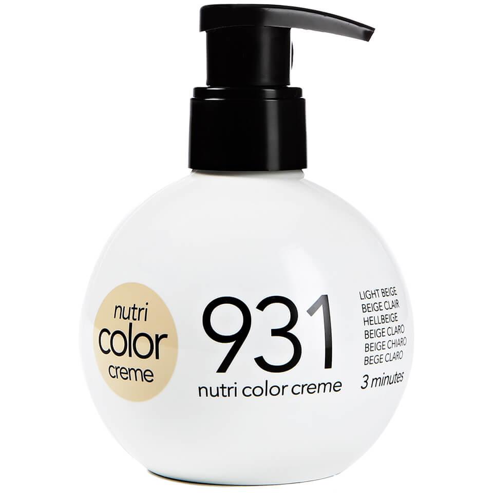 Revlon Professional Nutri Color Creme 931 Light Beige 250 ml