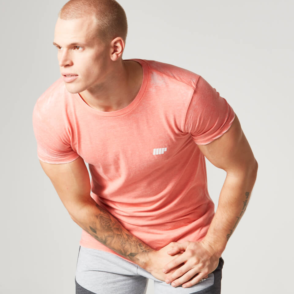 Foto Myprotein Men's Burnout T-Shirt - Orange - L