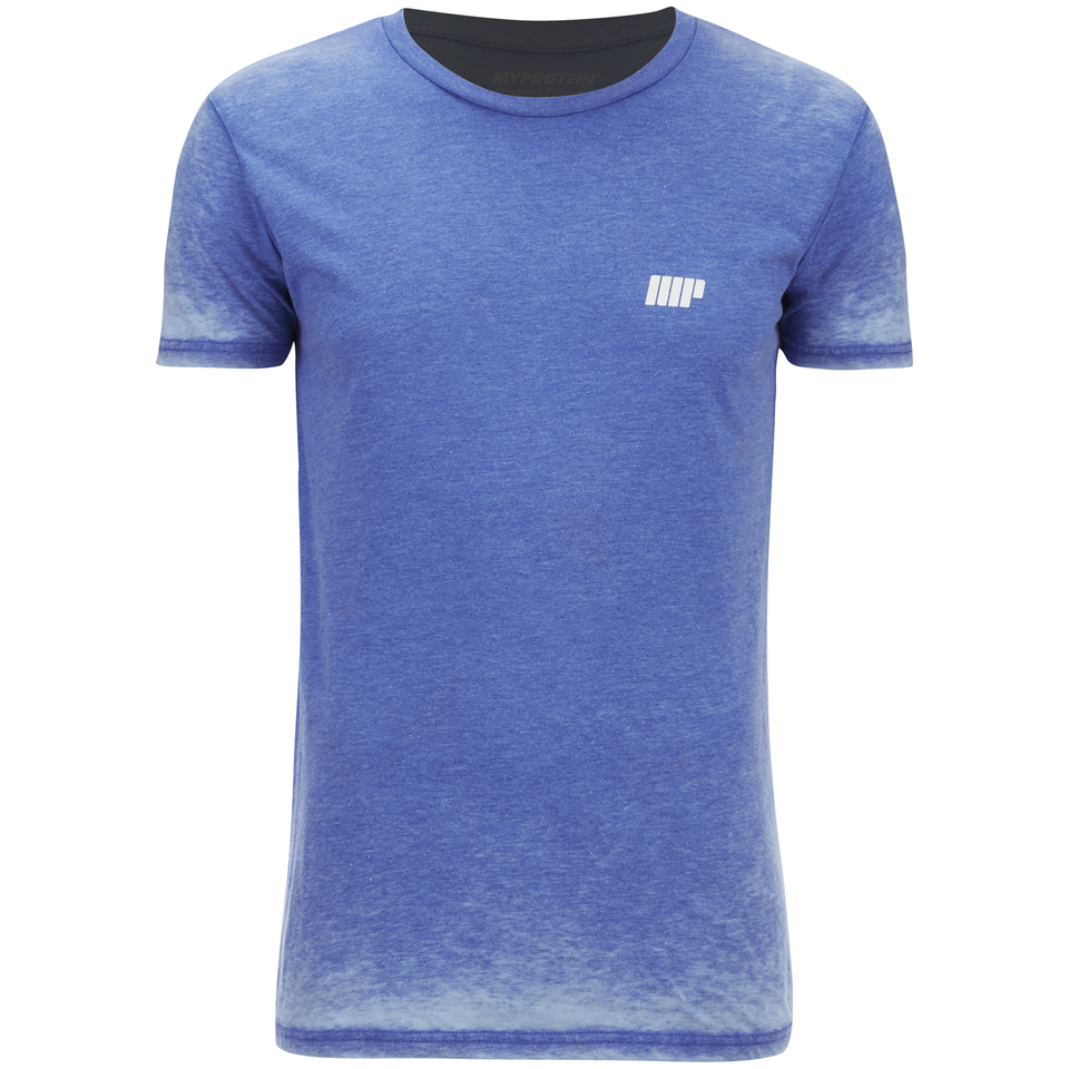 Foto Myprotein Men's Burnout T-Shirt - Blue - M