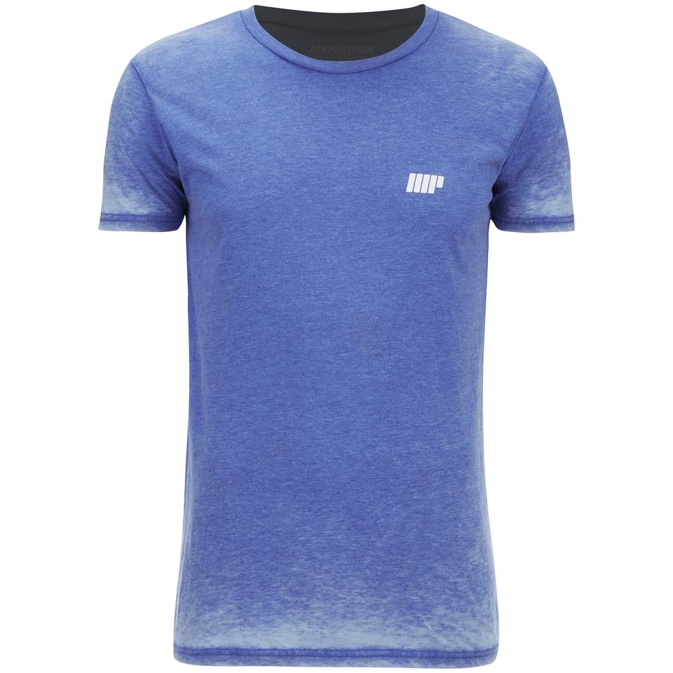 Foto Myprotein Men's Burnout T-Shirt - Blue - S