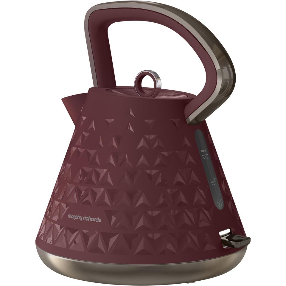 morphy-richards-108103-prism-textured-kettle-merlot