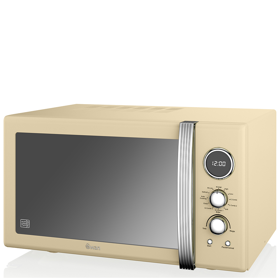 swan-retro-25l-digital-combi-microwave-with-grill-cream