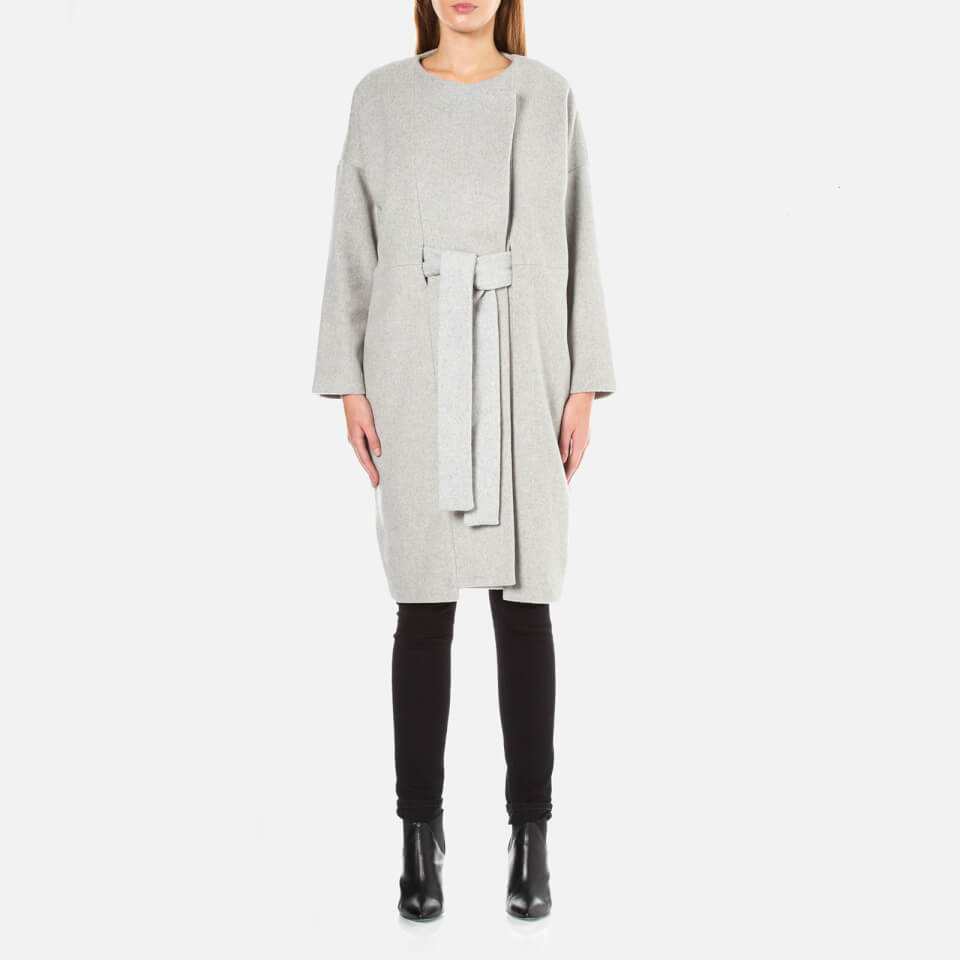 paisie-women-cocoon-wrap-coat-with-wide-belt-light-grey-10