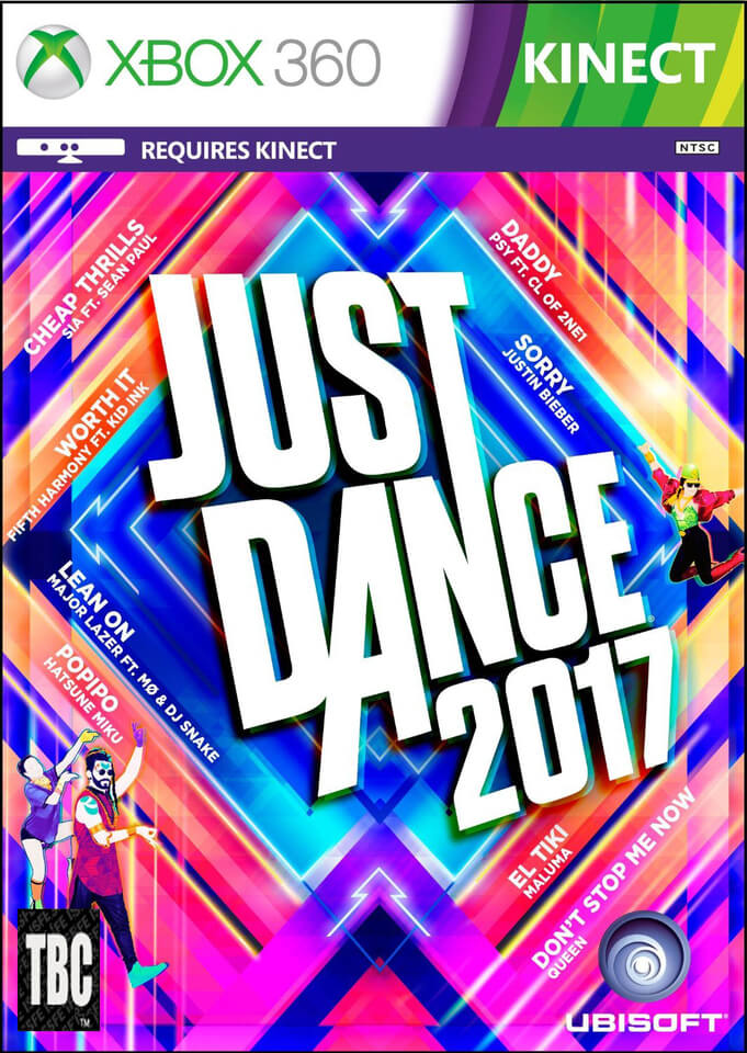 Just Dance Game For Xbox 360 : Just dance xbox zavvi