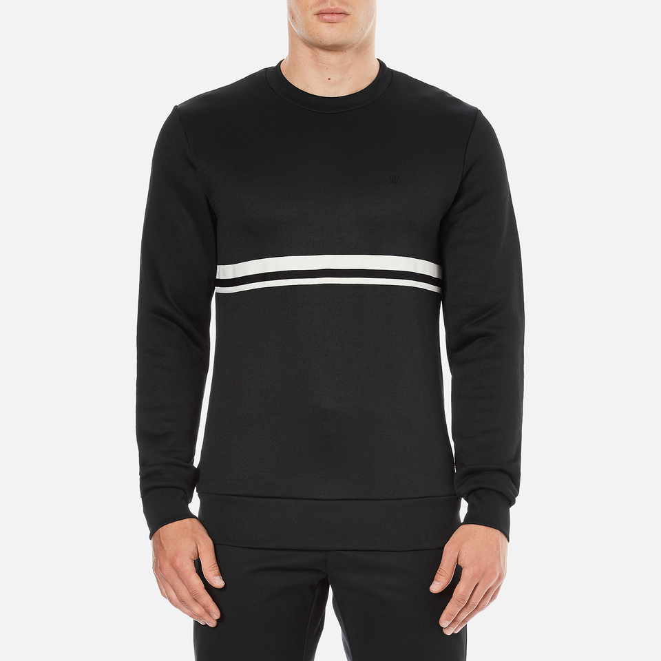 wood-wood-men-troy-long-sleeve-sweatshirt-black-xl-black