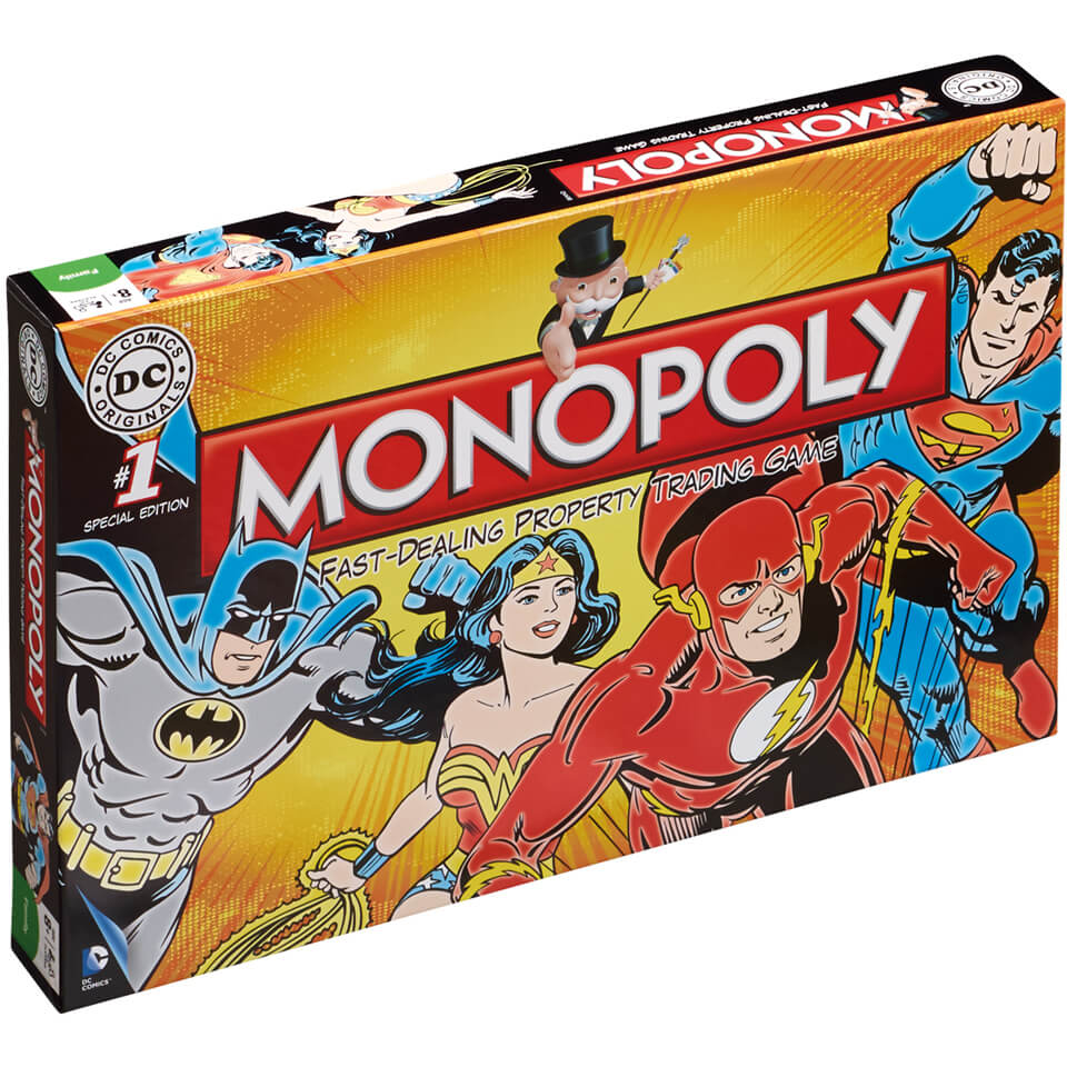 monopoly-dc-comics-retro-edition