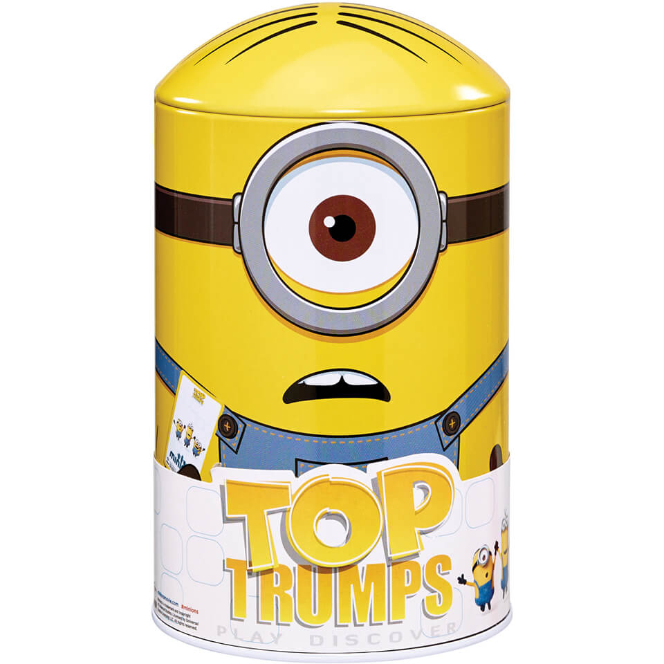 top-trumps-collectors-tin-minions