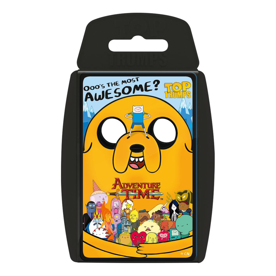 top-trumps-specials-adventure-time